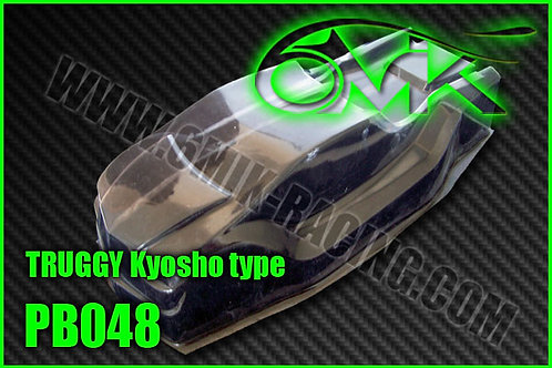 Carrosserie 6MIK Truggy Type Kyosho