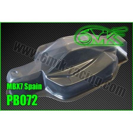 Carrosserie 6MIK MBX7 SPAIN