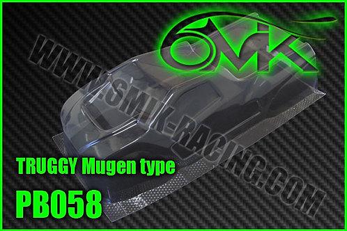 Carrosserie 6MIK Truggy Type Mugen