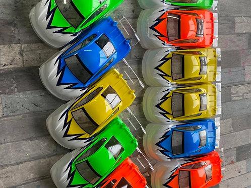 Carrosserie Twister XTREM 0,7mm prepaint