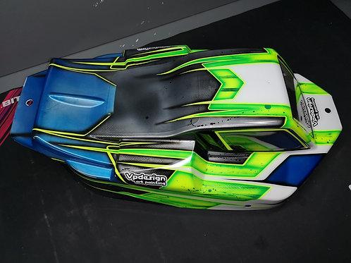 Carrosserie MCD RR5 MAX PREPAINT
