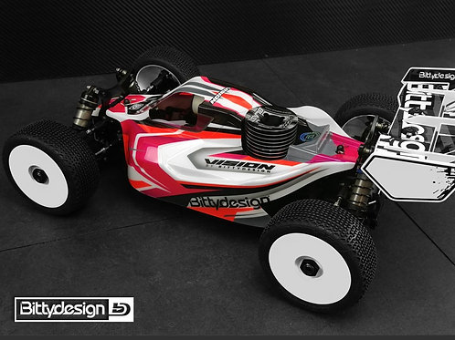 Carrosserie Bittydesign vision HB819 RS thermique