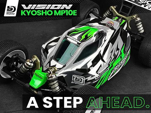 Carrosserie Bittydesign vision KYOSHO MP10E