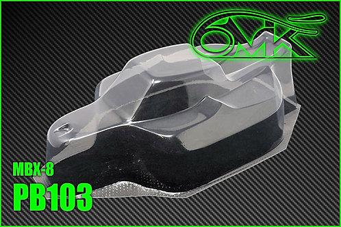 Carrosserie 6MIK MBX8 PB103