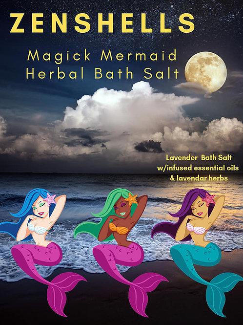 Magick Mermaid Herbal Bath Salts