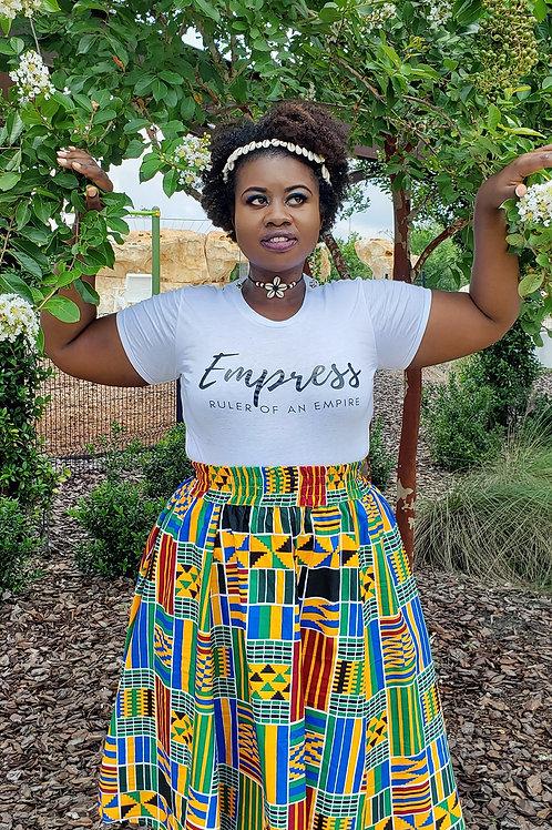 Classic Empress White Tee