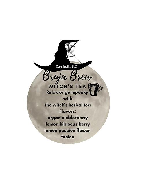 Bruja Brew Tea