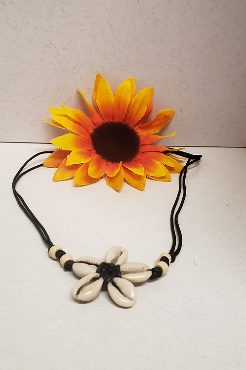 Cowrie Shell Choker/Necklace (Sold Individually)