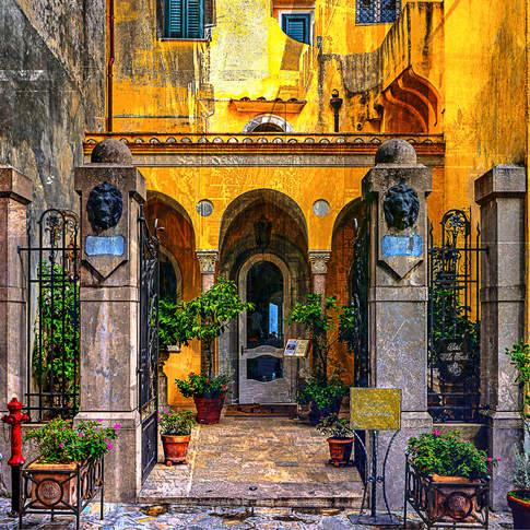 Sorrento - Hotel Villa Fraulo