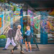 Mayfair Chippy & Leake St.