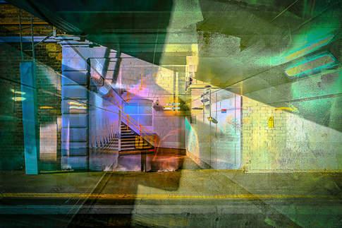 Blackheath Station abstract