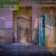 Fabric store, Madrid III