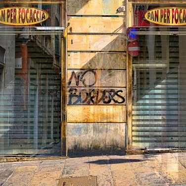 No Borders, Genoa