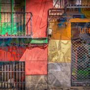 Madrid facade V