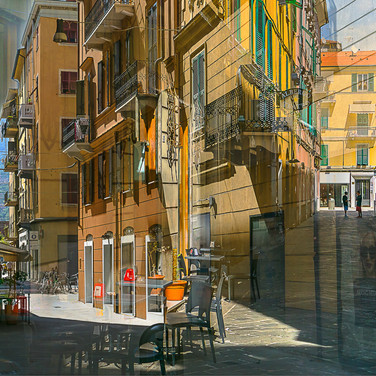 La Spezia, Genoa - two views II