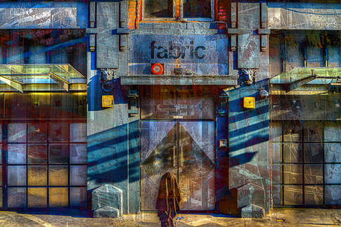 Fabric night club, Smithfield