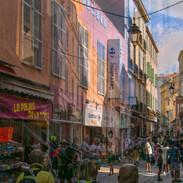 Rue Meynadier, Cannes III