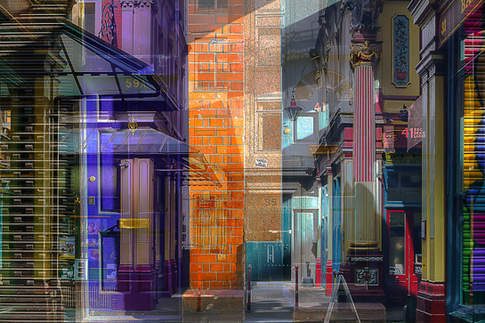 Brick Lane to Leadenhall