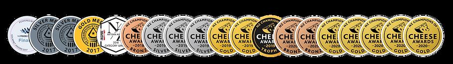 Viavio cheese awards Nz.png