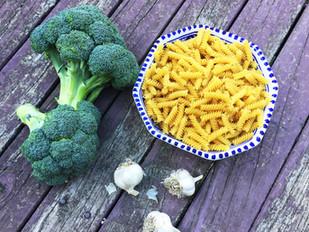 Pasta Broccoli & Mozzarella