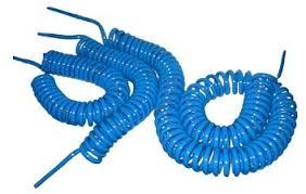 Tubos PU espiral