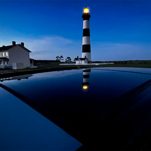 Bodie Island Blue Hour