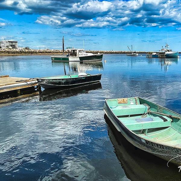Saco Harbor Serenity