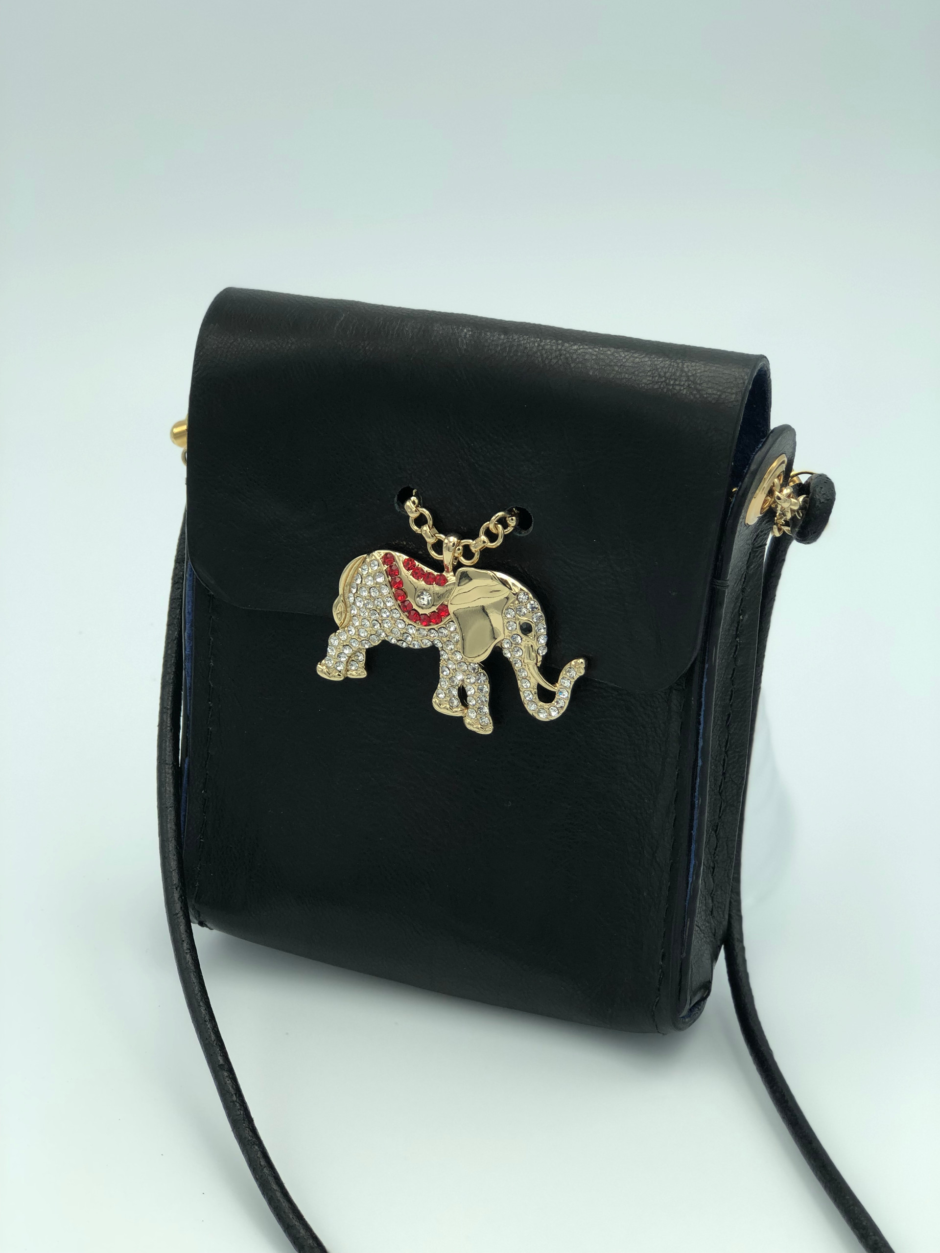 SuziBag - Black, Elephant