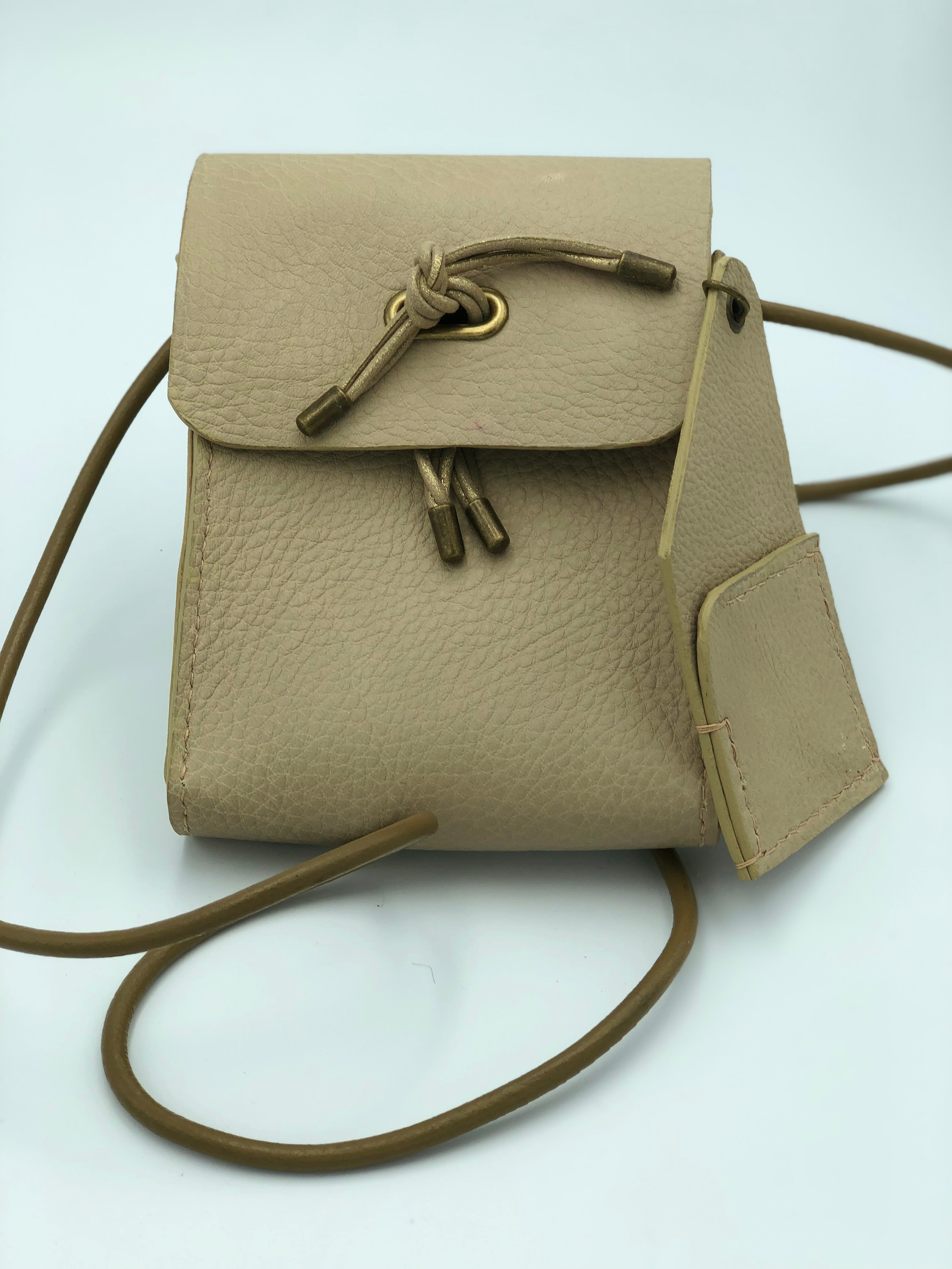 SuziBag - Cream, Knot