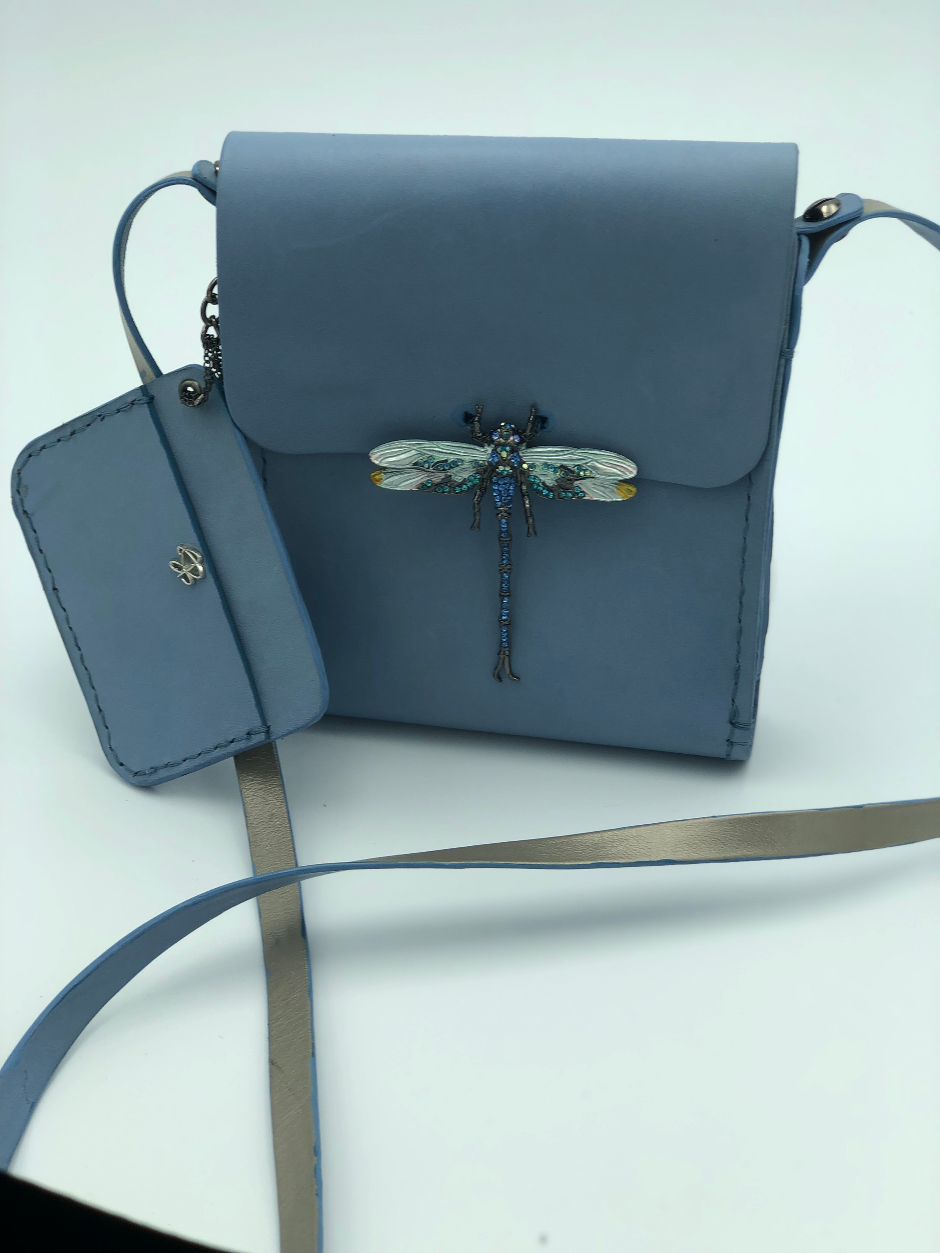 SuziBag - Baby Blue, Dragonfly
