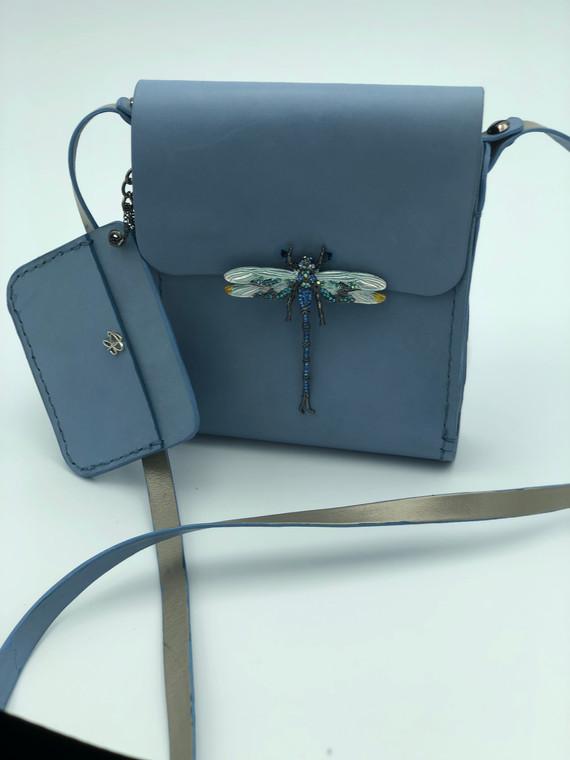 SuziBag - Baby Blue, Dragonfly