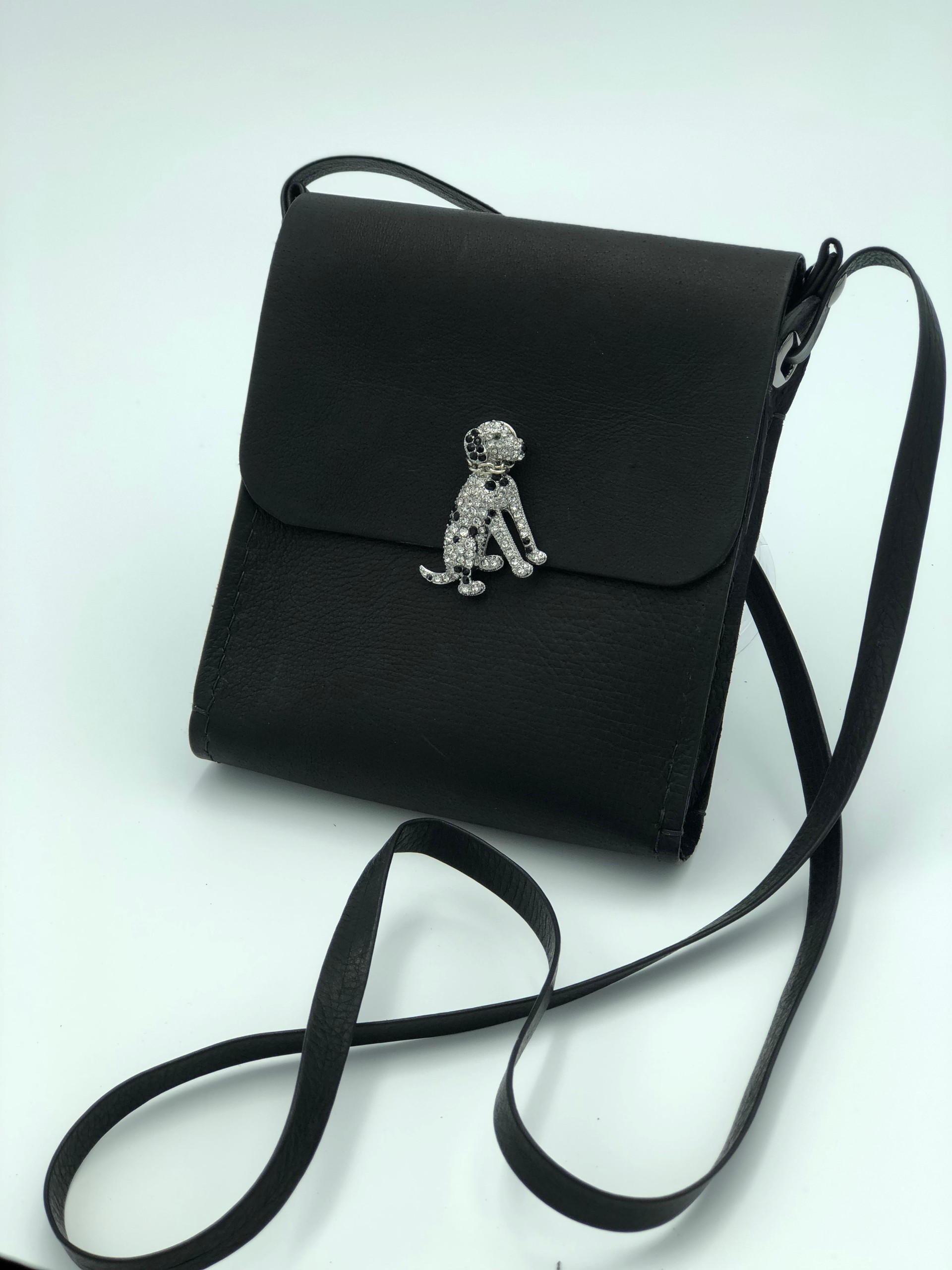 SuziBag - Black, Dog