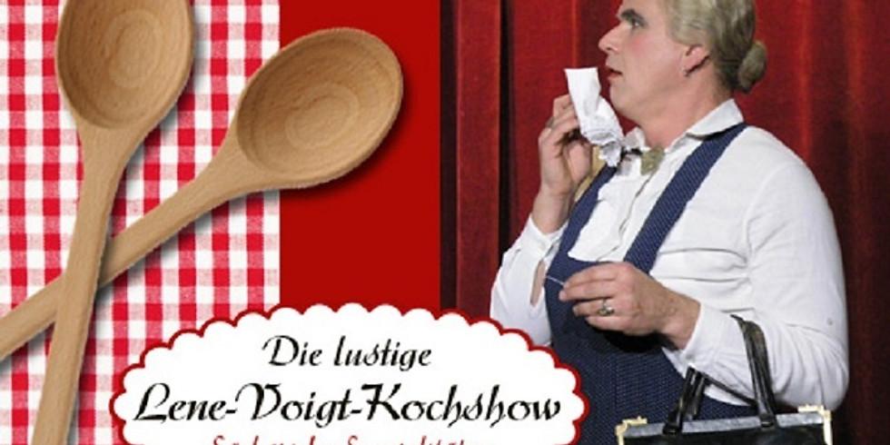 """Weihnachtsfeier im Avecio """"Die lustige Lene-Voigt-Kochshow"""" (1)"""