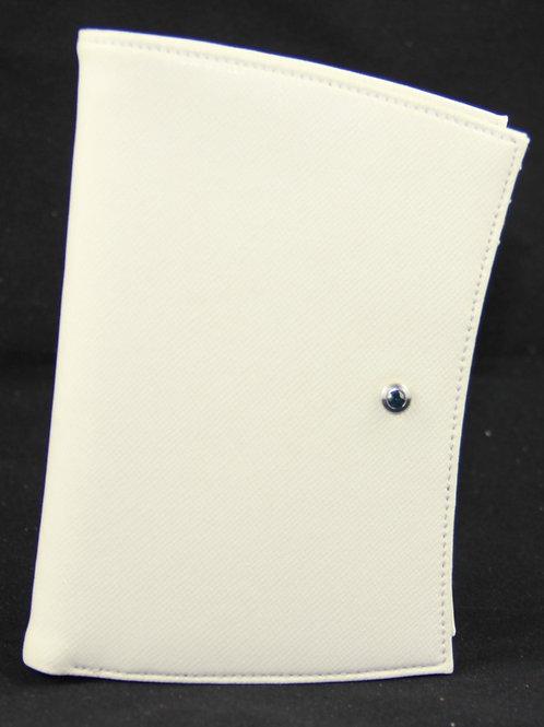 Business Card Holder, creme
