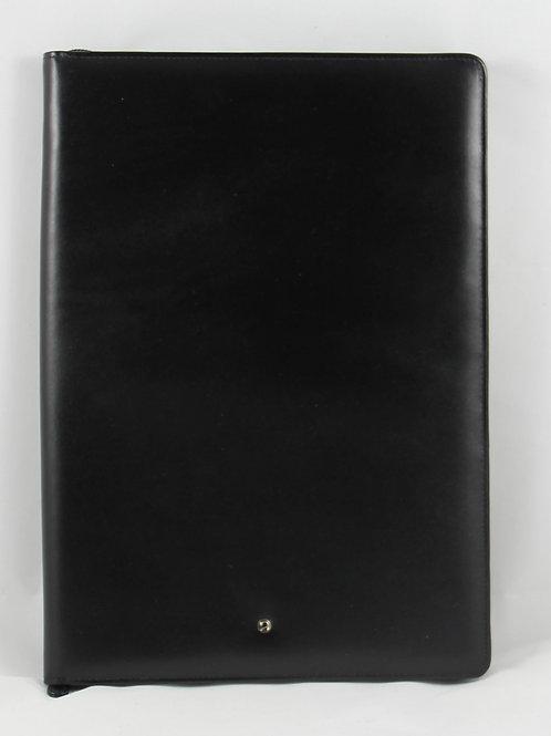 Schreibmappe A4, Basic, schwarz