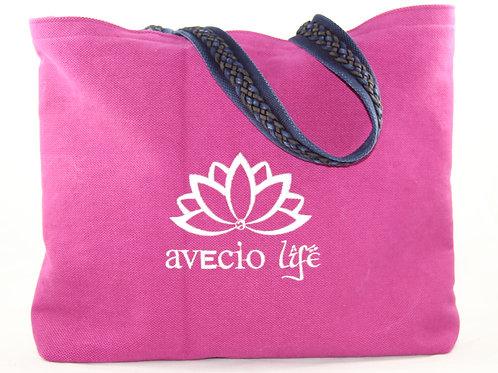 Avecio Yoga-Tasche, Raspberry