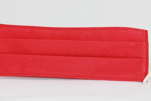 MuNa-Abdeckung, für Kinder, einfach, rot