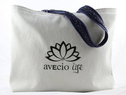 Avecio Yoga-Tasche, Skygrey
