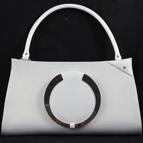 Hand Bag, white