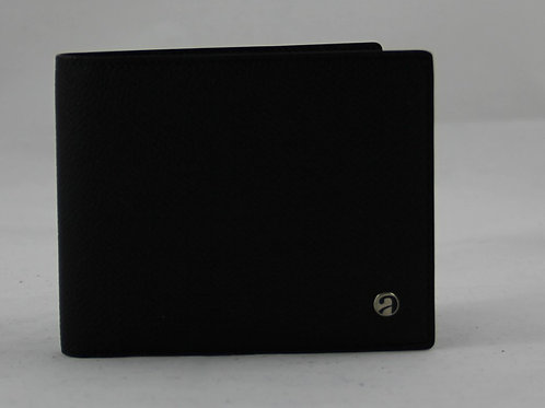 Wallet horiz. 6cc w. 2 views, classic