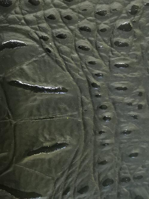 Leder Levanda, schwarz