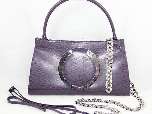 Hand Bag, purple