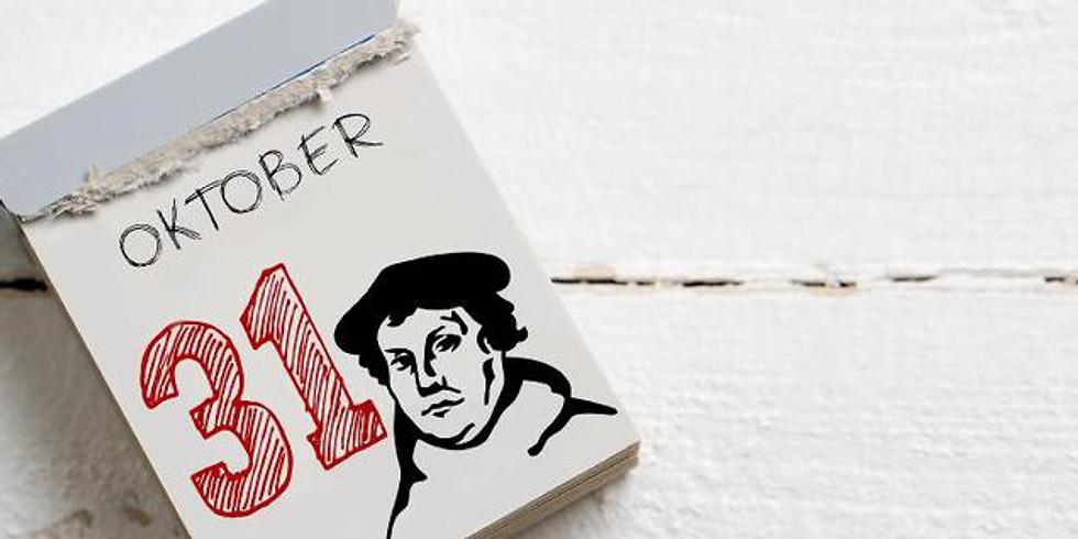"Feiertagsbrunch ""Reformationstag"""