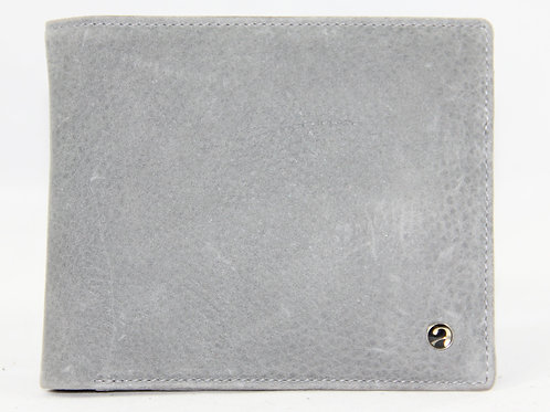 Börse Johannes, 8cc w. Coincase, Büffel granit