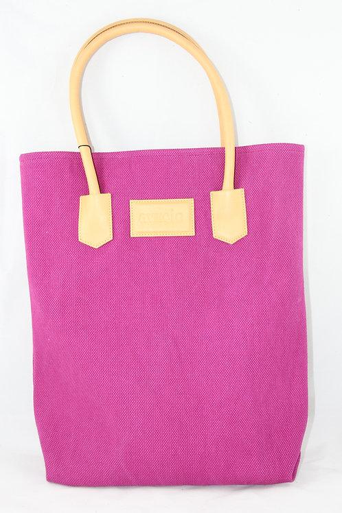 Strandtasche Sylt, Raspberry