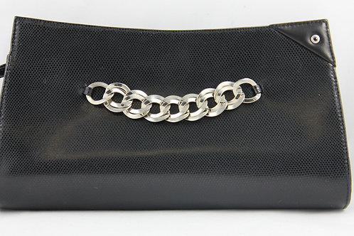 Clutch Bag, black