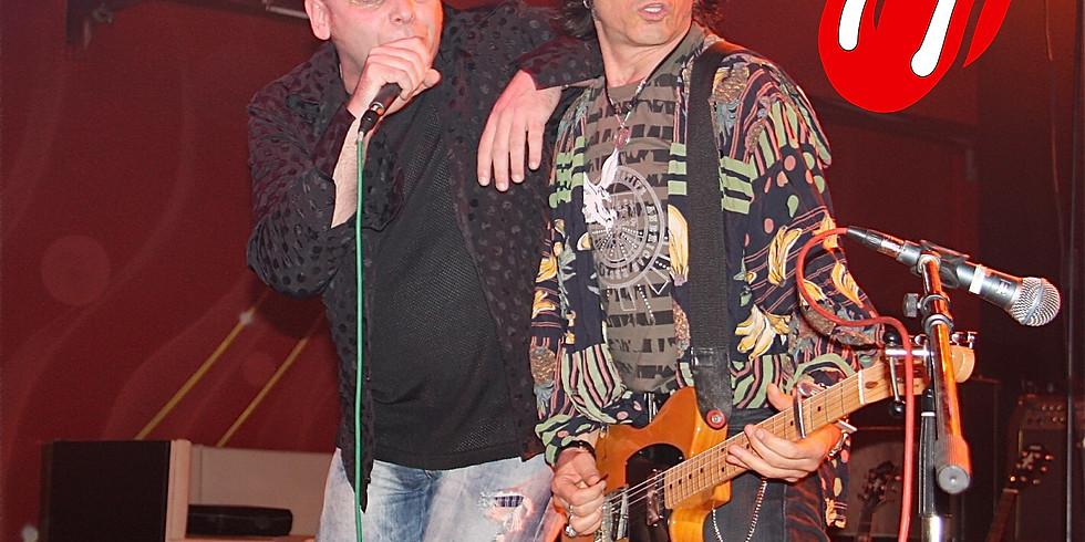 Stones-Party im Avecio