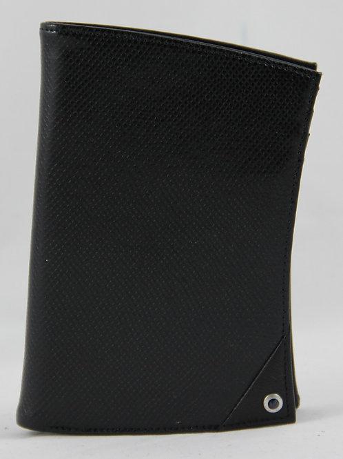 Wallet 4cc w. Coincase, black