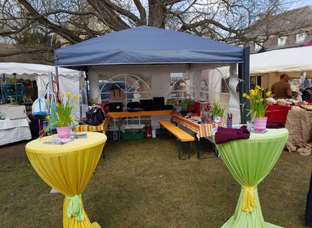Frühlingsmarkt auf dem Schloss Goseck