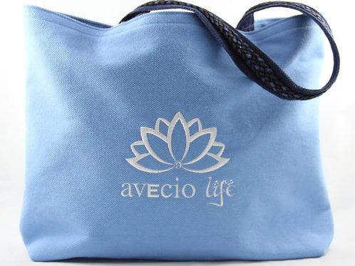 Avecio Yoga-Tasche, Skyblue